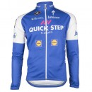 Vermarc Maillot Manches Longues Quick-Step Floors 2017 Vendre Provence
