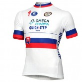 Collection Vermarc Maillot Omega Pharma- Quick-Step Champion Du Soldes