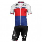 Vermarc Set (2 Pièces) Quick-Step Floors Champion Tchèque 2017- Magasin Paris