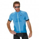 Nouvelle Collection X-Bionic Maillot Manches Courtes Bike Race Evo