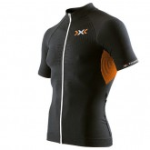 X-Bionic Maillot Manches Courtes Bike Race The Trick Bonnes Affaires