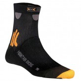 Paris X-Socks Chaussettes X-Socks Mountainbiking Short Noir