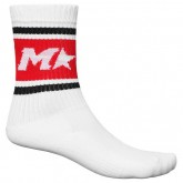 Officielle maloja Chaussettes Cuntradam. Blanches