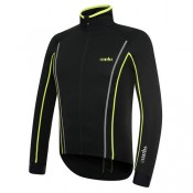 rh+ Veste Légère Rh+ Light Jacket Sprint Noire-Jaune Neon Magasin Paris