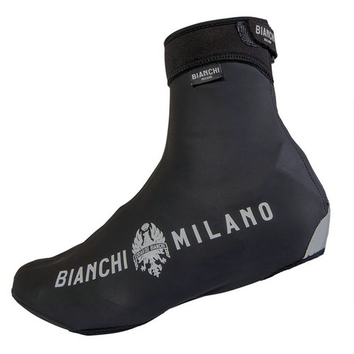 Bianchi Milano Couvre-Chaussures Route Arcene Noirs