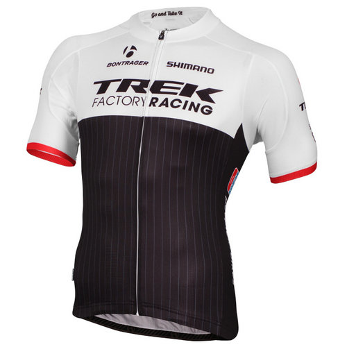 Bontrager Maillot Manches Courtes Trek Factory Racing