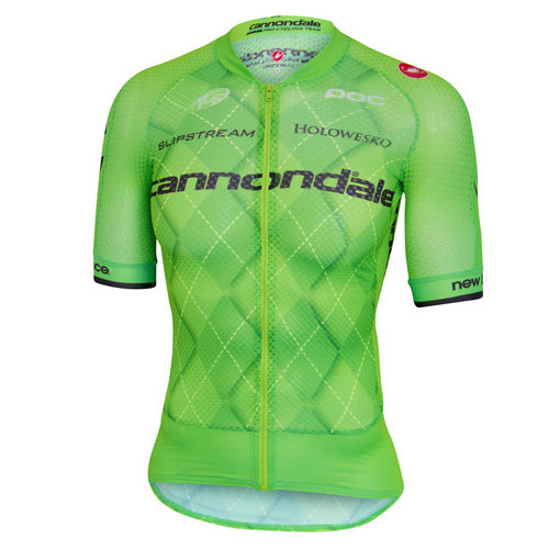Castelli Maillot Manches Courtes Cannondale Pro Cycling Team