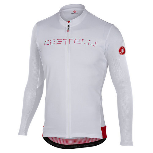 Castelli Maillot Manches Longues Prologo V