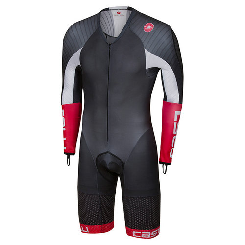 Castelli Racebody Manches Longues Body Paint 3.3