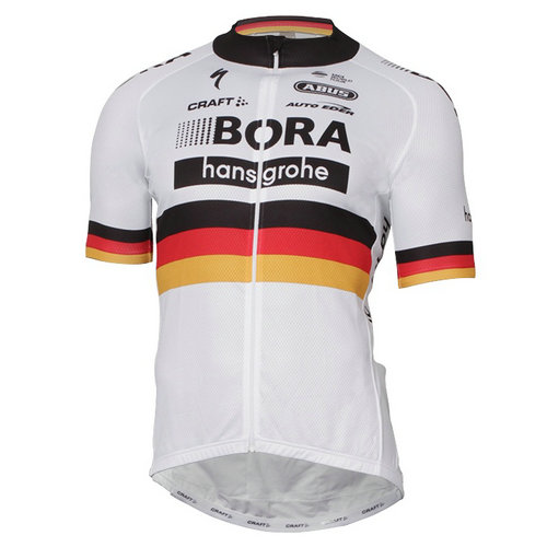 Craft Maillot Bora-Hansgrohe Champion Allemand 2017-2018