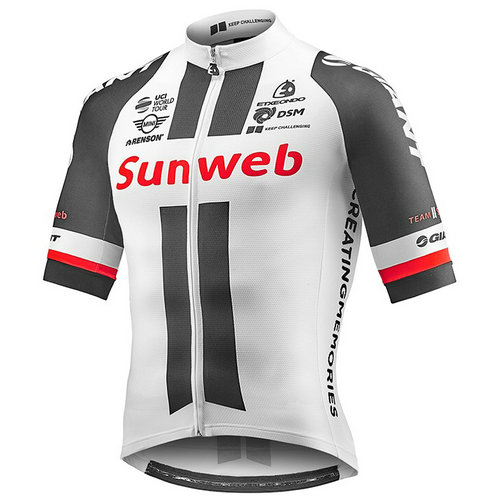 Etxeondo Maillot Manches Courtes Team Sunweb Race Edition