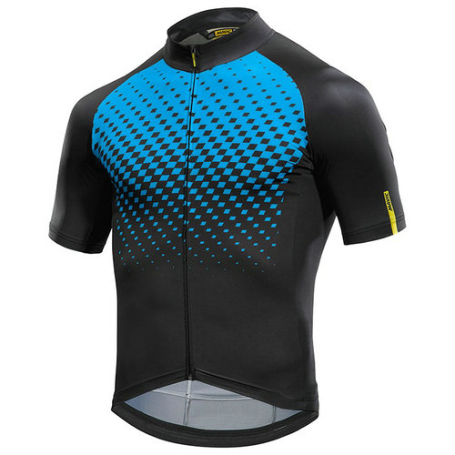 Mavic Maillot Manches Courtes Cosmic Graphic