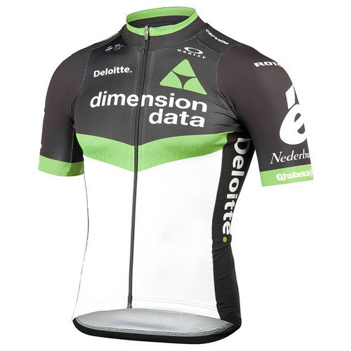 Oakley Maillot Manches Courtes Team Dimension Data For