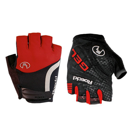 Roeckl Gants Iolo Rouges