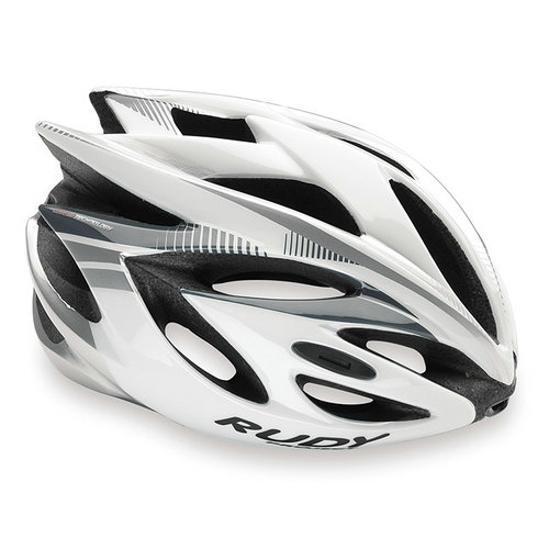 Rudy Project Casque Rush 2017 White-Silver Shiny