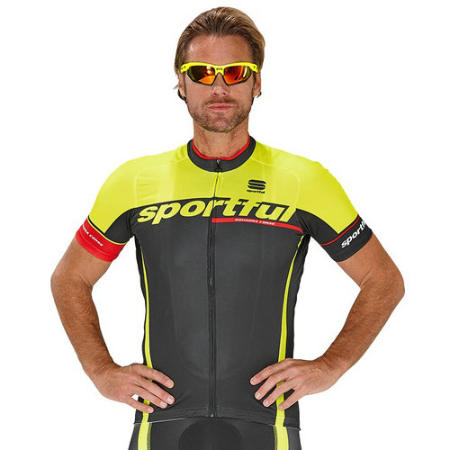 Sportful Maillot Manches Courtes Gruppetto Team