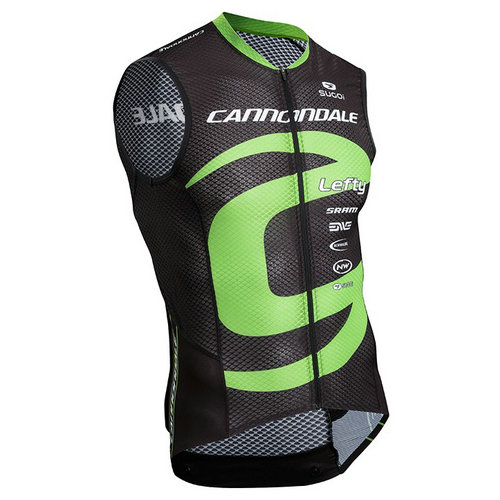 Sugoi Maillot Sans Manches Cannondale Factory Racing
