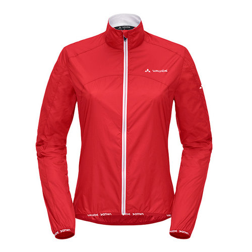 Vaude Coupe-Vent Femme Air Ii Rouge