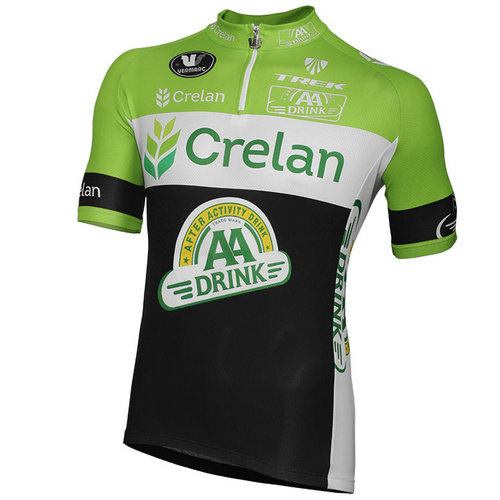 Vermarc Maillot Manches Courtes Crelan-Aa Drink