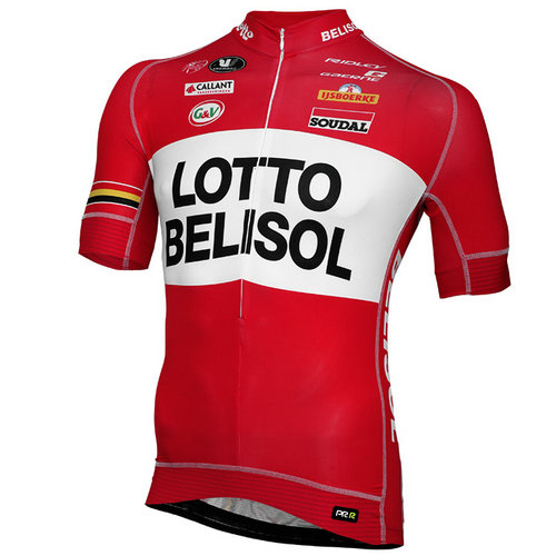 Vermarc Maillot Manches Courtes Lotto Belisol