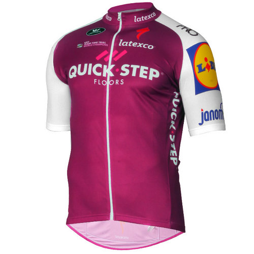 Vermarc Maillot Manches Courtes Quick-Step Floors