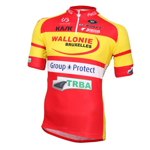 Vermarc Maillot Manches Courtes Wallonie Bruxelles-Group