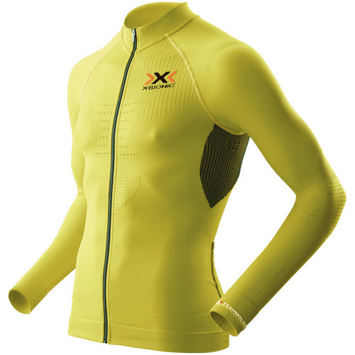 X-Bionic Maillot Manches Longues The Trick Vert