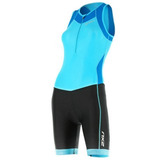 Boutique de 2XU Body Triathlon Femme Sans Manches X-Vent