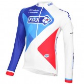 Solde B'TWIN Maillot Manches Longues Fdj 2016