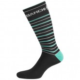 Bianchi Milano Chaussettes Penice Rayures Officiel