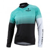 Bianchi Milano Maillot Manches Longues Aurino Pas Cher Provence