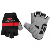 Bobteam Colors Gants Noir-Rouge Rabais Paris