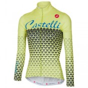 Castelli Maillot Manches Longues Femme Ciao France Pas Cher