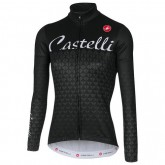 Prix Castelli Maillot Manches Longues Femme Ciao
