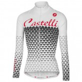 Vente Castelli Maillot Manches Longues Femme Ciao