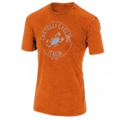 Castelli T-Shirt Armando Orange Soldes Nice