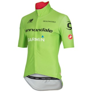 Castelli Veste / Maillot Manches Courtes Cannondale-Garmin Boutique France