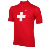 Boutique officielleDe Marchi Maillot Manches Courtes Heritage Switzerland