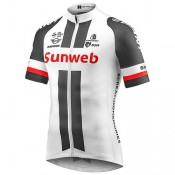 Giant Maillot Manches Courtes Team Sunweb 2017 PasCher Fr