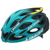 Soldes Limar Casque Route Ultralight+ Astana Pro Team 2017