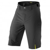 Mavic Short VTT Crossride Noir Réduction