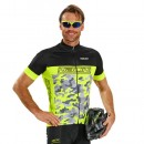 Nalini Maillot Manches Courtes Camouflage Commerce De Gros
