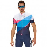 Nalini Maillot Manches Courtes Campione Soldes Marseille