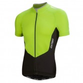 Promotions Nalini Maillot Manches Courtes Graphite Vert