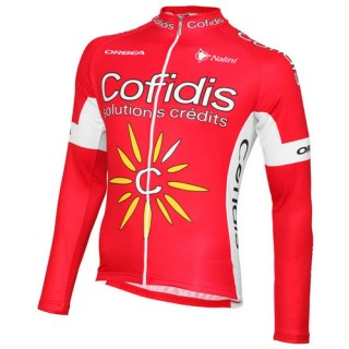 Nalini Maillot Manches Longues Cofidis 2015 Acheter