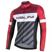 Solde Nalini Maillot Manches Longues Mizar A
