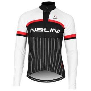 2018 Nouvelle Nalini Maillot Manches Longues Thebe