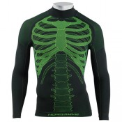 Authentique Northwave Maillot De Corps Manches Longues Body Fit Evo