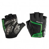 Nouvelle Collection Roeckl Gants Isaga Noirs-Verts