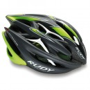Rudy Project Casque Sterling 2017 Graphite-Lime Fluo Matte Rabais en ligne